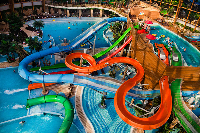 аквапарк в питере фото