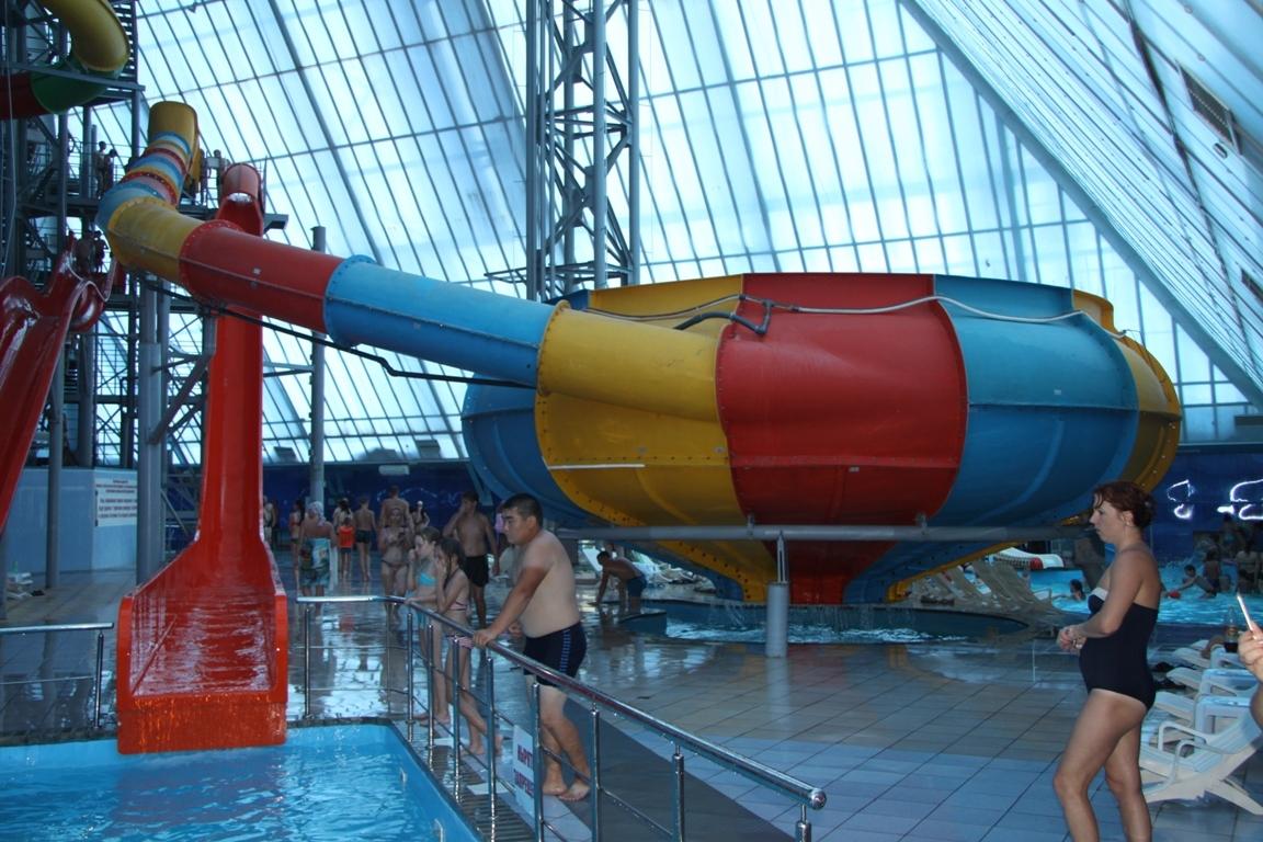 Волжский аквапарк