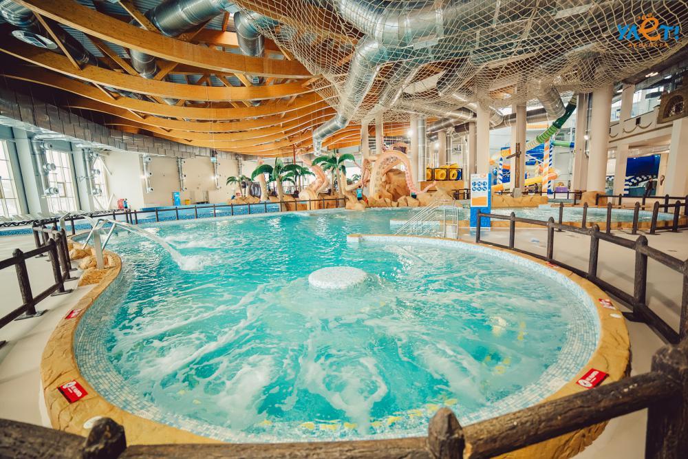 фото аквапарк улёт